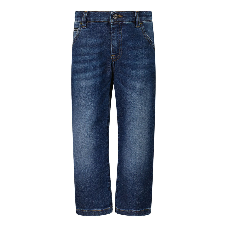 Afbeelding van Dolce & Gabbana L11F98 LD725 baby jeans jeans