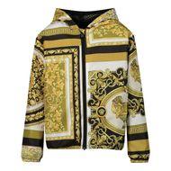 Bild von Versace 1000080 Babyjacke Weiß