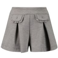 Afbeelding van Mayoral 2904 baby shorts zilver