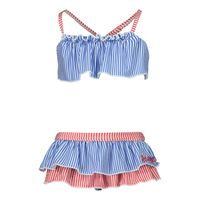 Picture of MonnaLisa 937007 baby swimwear blue