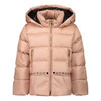 Picture of Liu Jo KF0071 kids jacket light pink