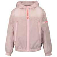 Picture of Burberry 8038363 kids jacket light pink