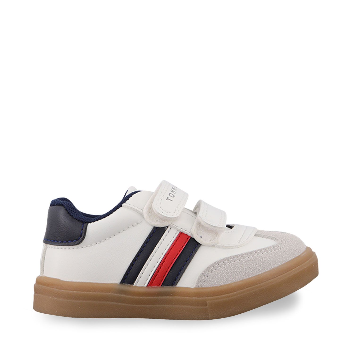 Picture of Tommy Hilfiger 30903 kids sneakers white