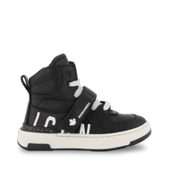 Afbeelding van Dsquared2 68647 kindersneakers zwart