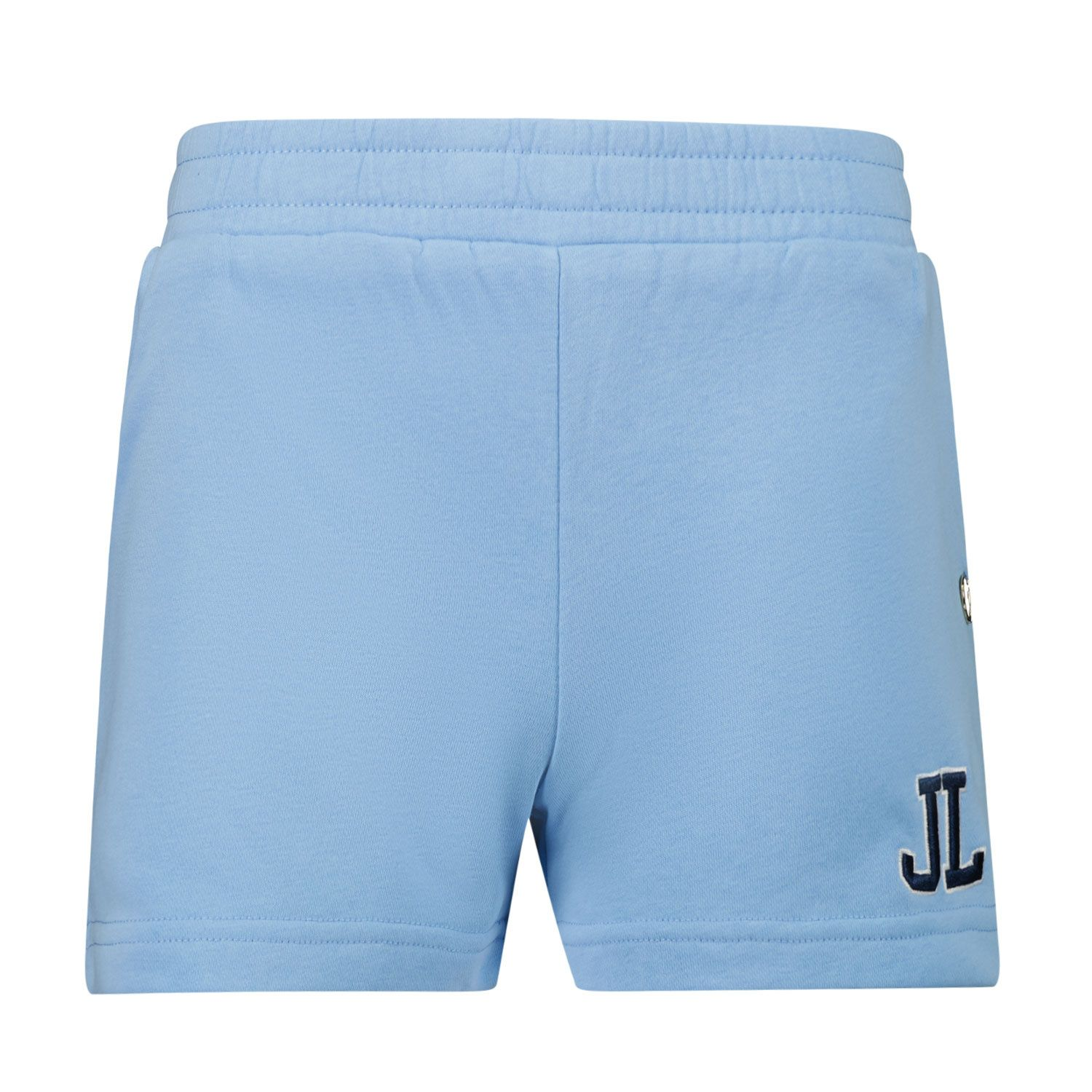 Picture of Jacky Girls JG210313 kids shorts light blue
