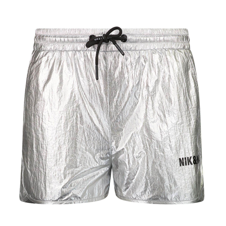 Picture of NIK&NIK G2466 kids shorts silver