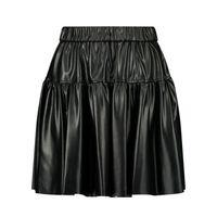 Picture of MonnaLisa 196705 kids skirt black