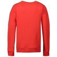 Picture of NIK&NIK B8548 kids sweater red