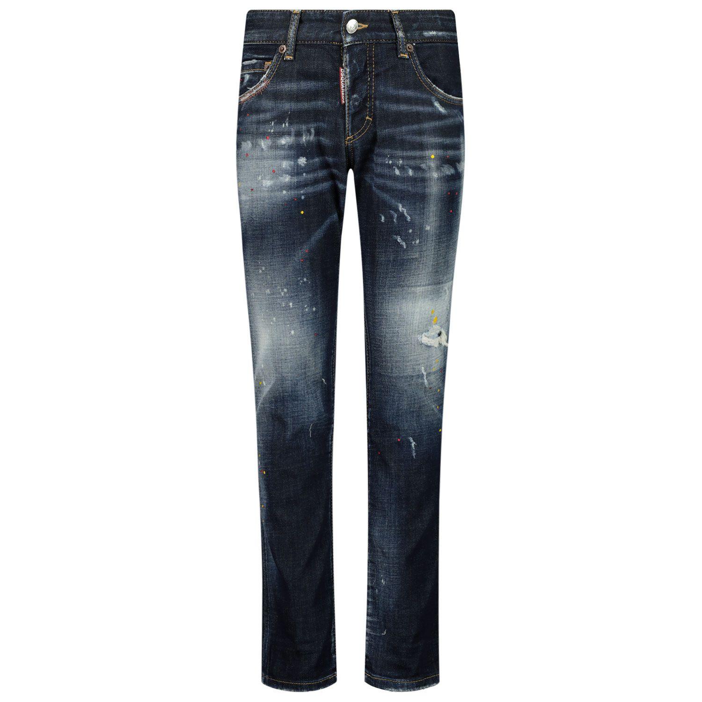 Bild von Dsquared2 DQ01Q3 D005A Kinderhose Jeans