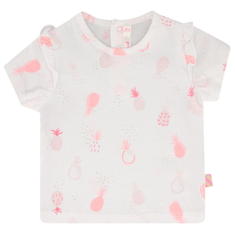 Picture of BillieBlush U05319 baby shirt white