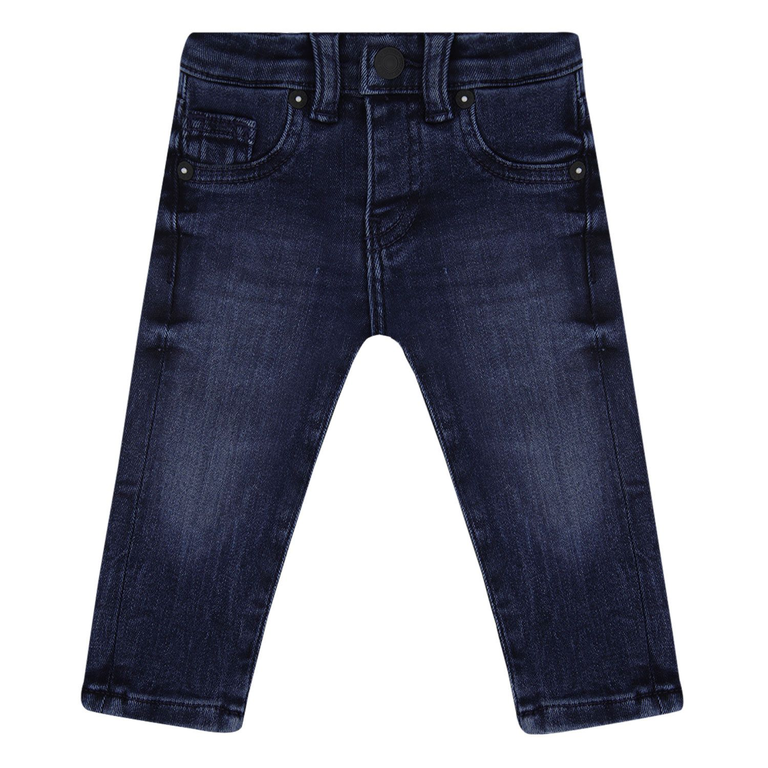 Picture of Guess N0YA11/D42Y0 baby pants jeans