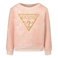 Picture of Guess K0BQ00/K9WO0 kids sweater light pink