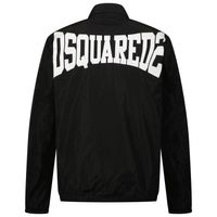 Picture of Dsquared2 DQ0063 kids jacket black