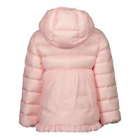 Picture of Moncler 1A53010 baby coat light pink