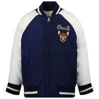 Picture of MonnaLisa 198111RG kids jacket navy