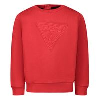 Picture of Guess N0BQ00/KA3T0 baby sweater red