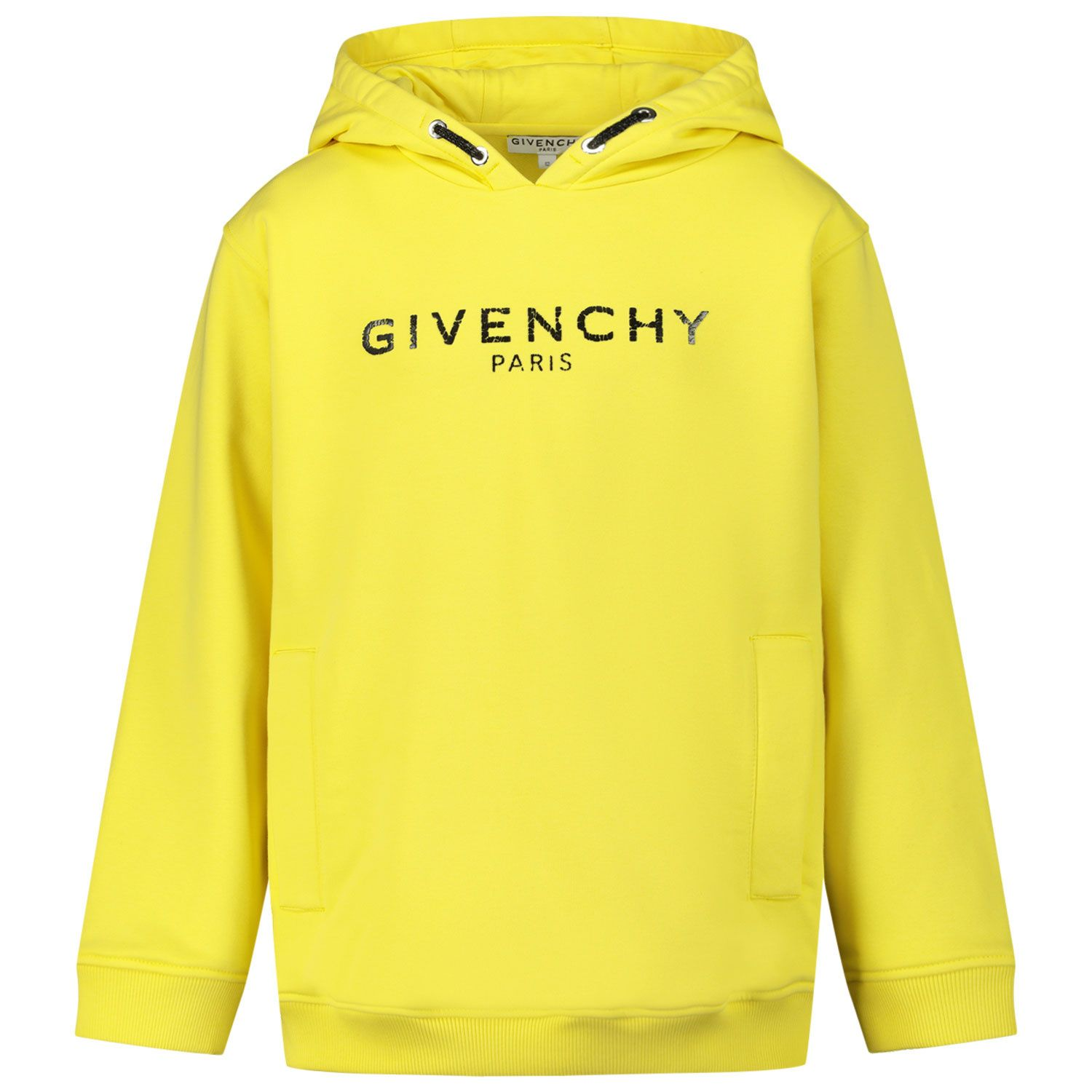 Picture of Givenchy H15171 kids sweater yellow