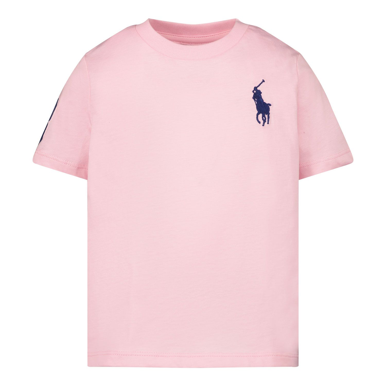 Picture of Ralph Lauren 320832907 baby shirt pink