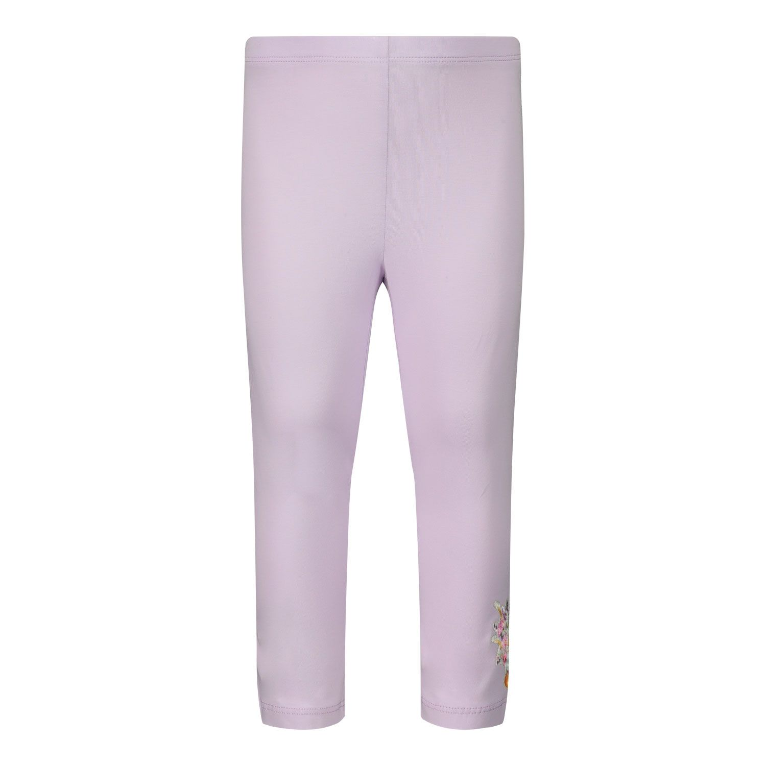 Picture of MonnaLisa 317418AA baby legging lilac