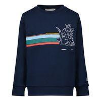 Picture of Iceberg MFICE1119B baby sweater navy