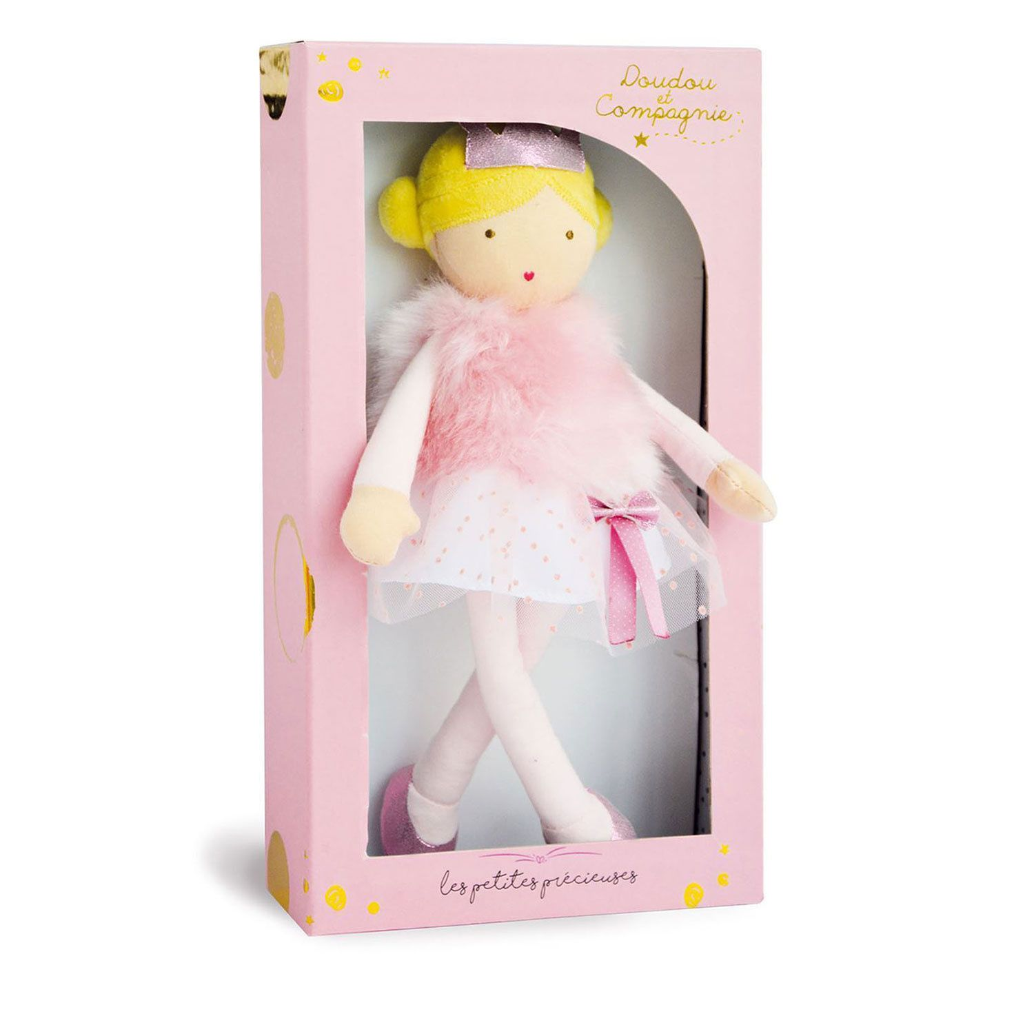 Picture of Doudou et Compagnie DC3400 baby accessory light pink