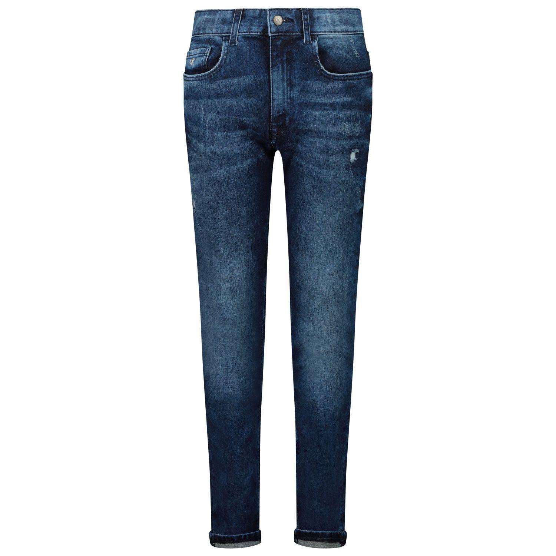 Bild von Calvin Klein IB0IB00736 Kinderhose Jeans