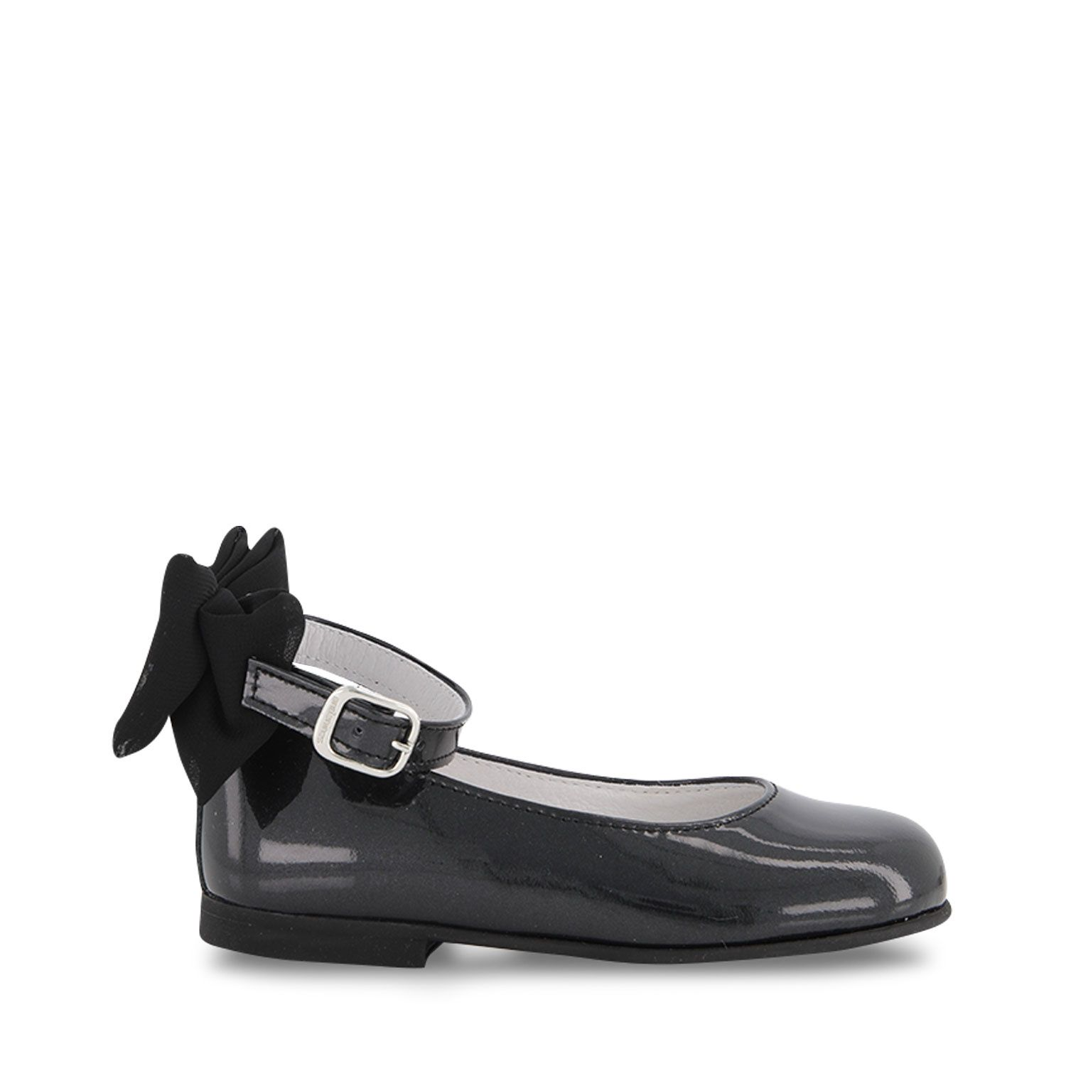 Picture of Andanines 191075 kids shoes black