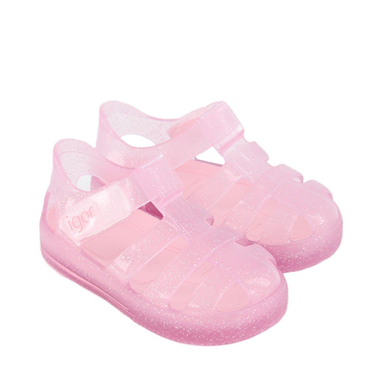 Bild von Igor S10265 Kindersandalen Pink