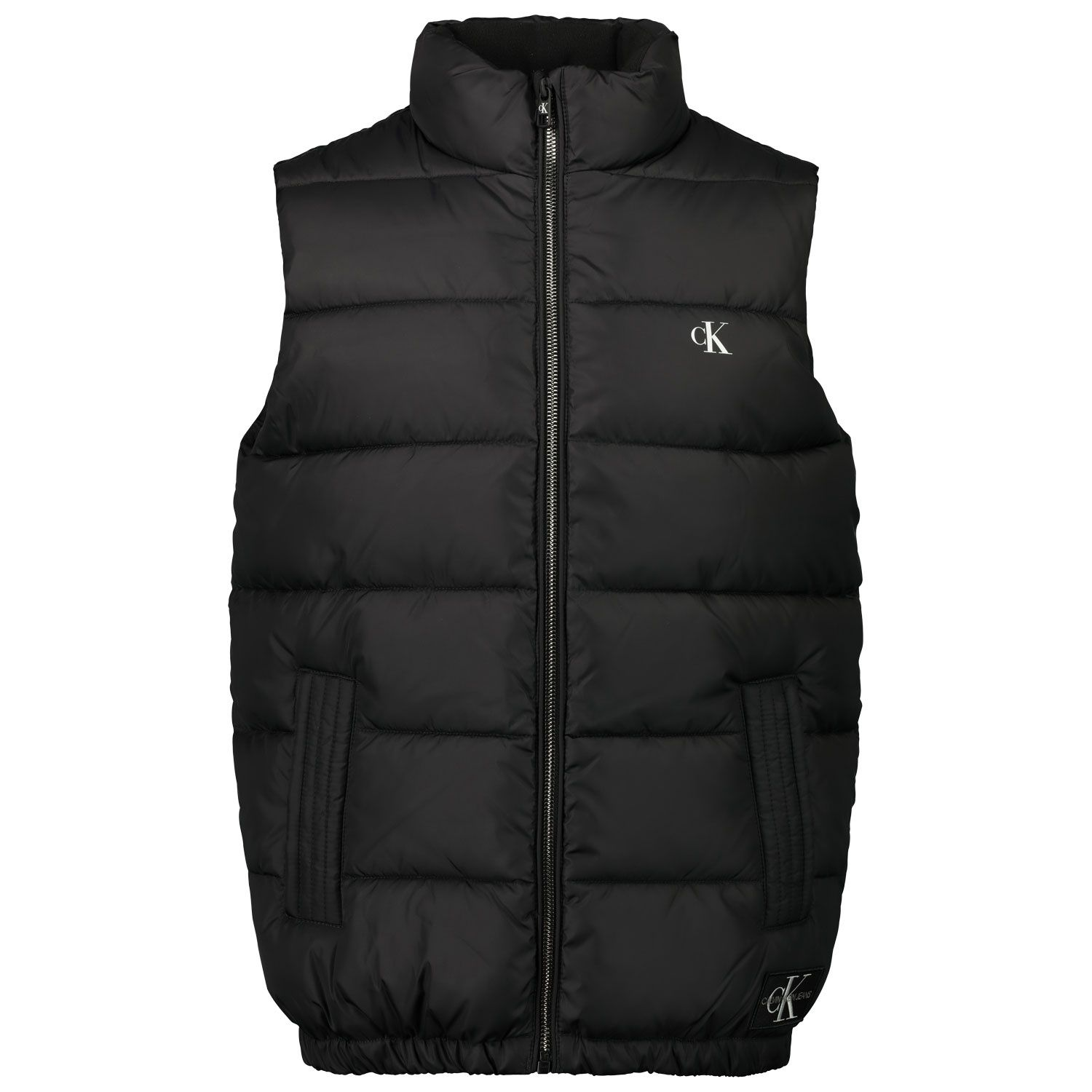 Picture of Calvin Klein IB0IB00651 kids bodywarmer black
