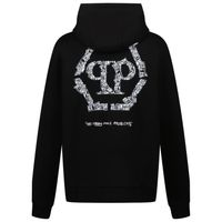 Picture of Philipp Plein BJB0424 kids sweater black