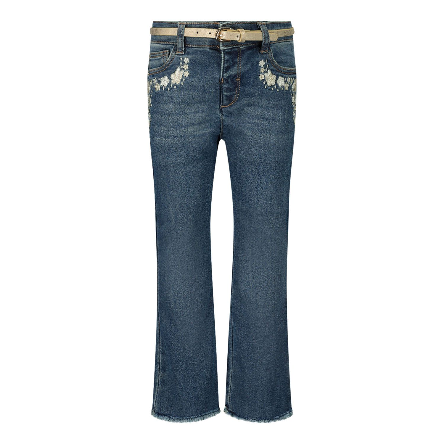 Picture of Mayoral 2590 baby pants jeans