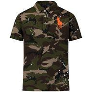 Bild von Ralph Lauren 818549 Kinder-Poloshirt Camouflage
