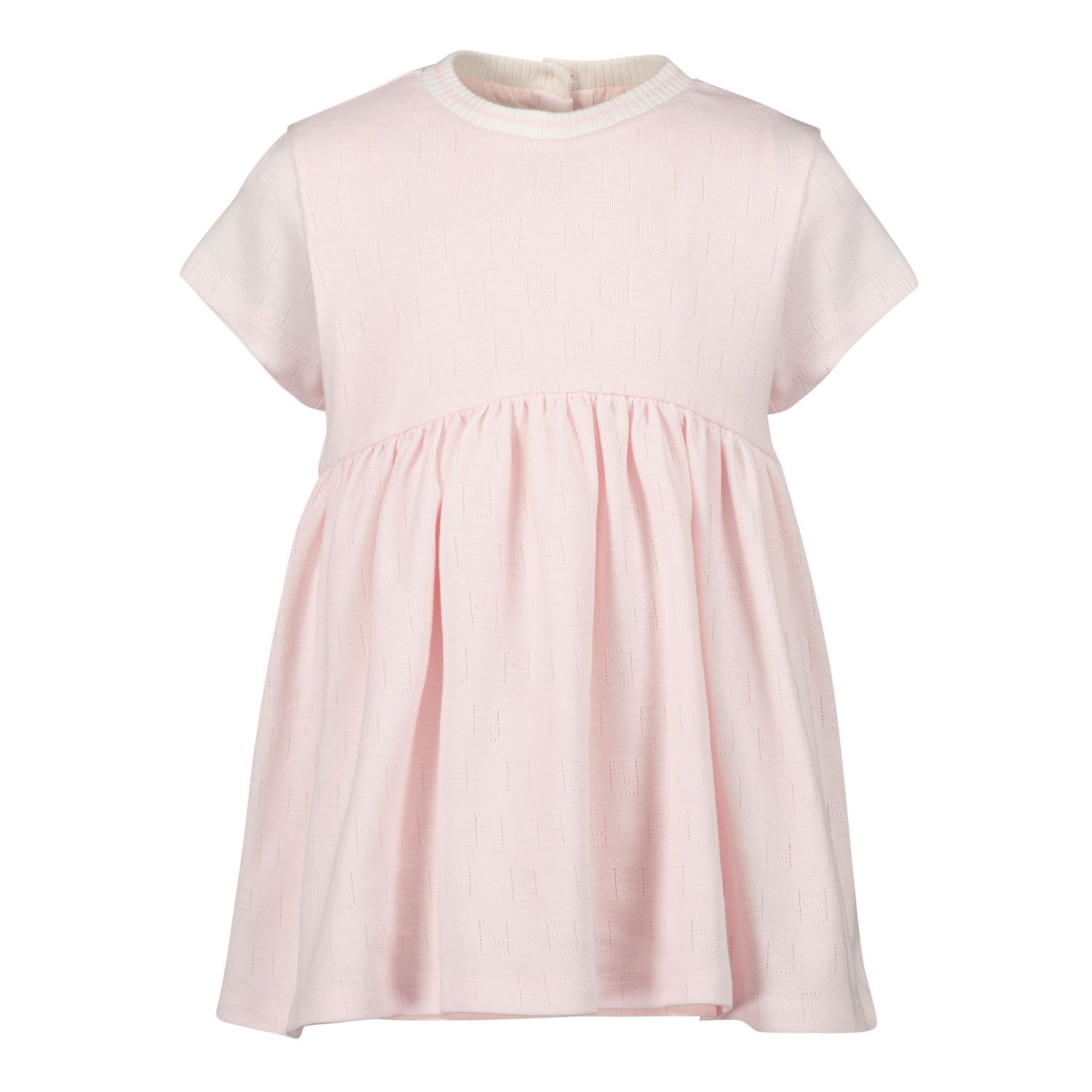 Picture of Fendi BFB358 AEX1 baby dress light pink