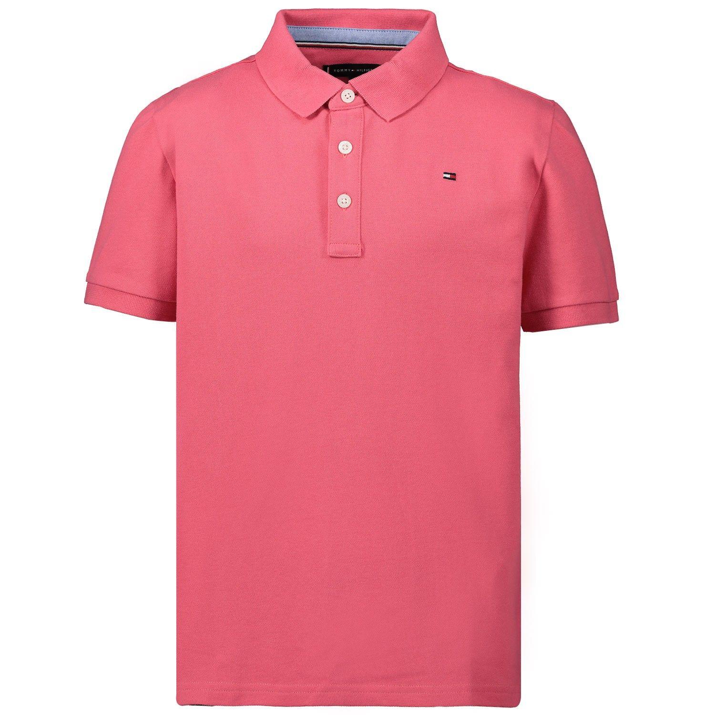 Bild von Tommy Hilfiger KB0KB05653 Kinder-Poloshirt Pink