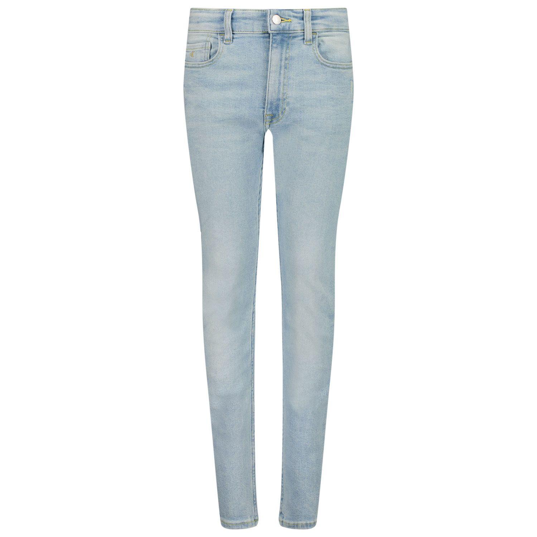 Afbeelding van Calvin Klein IB0IB00414 kinderbroek jeans