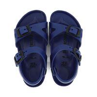 Picture of Birkenstock 126123 kids sandals navy