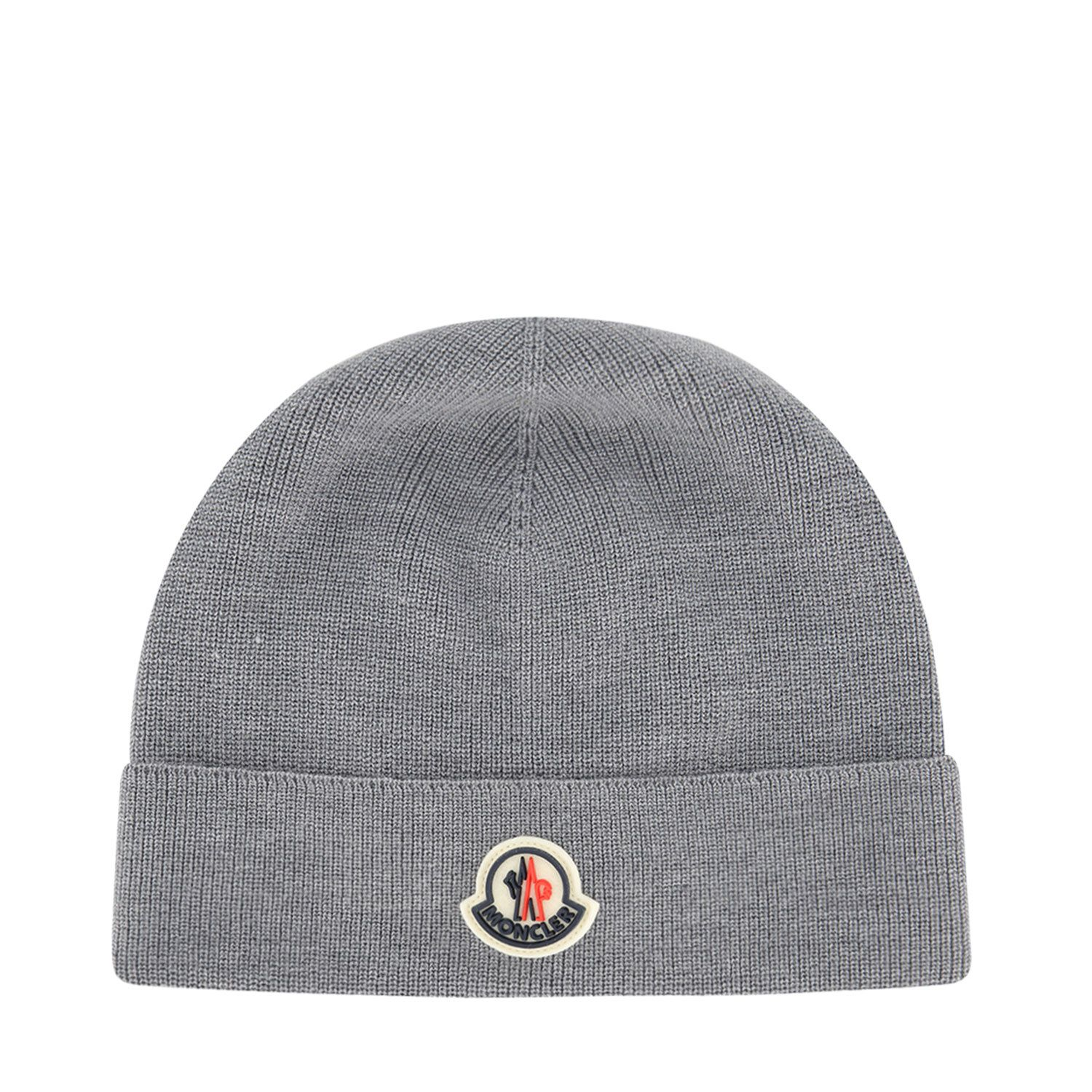 Picture of Moncler 9Z73100 kids hat grey