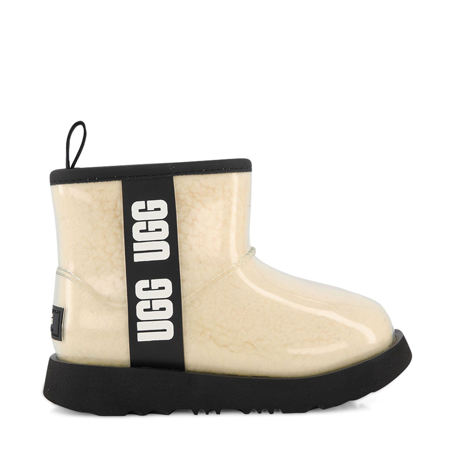 Picture of Ugg 1112386 kids boots gold