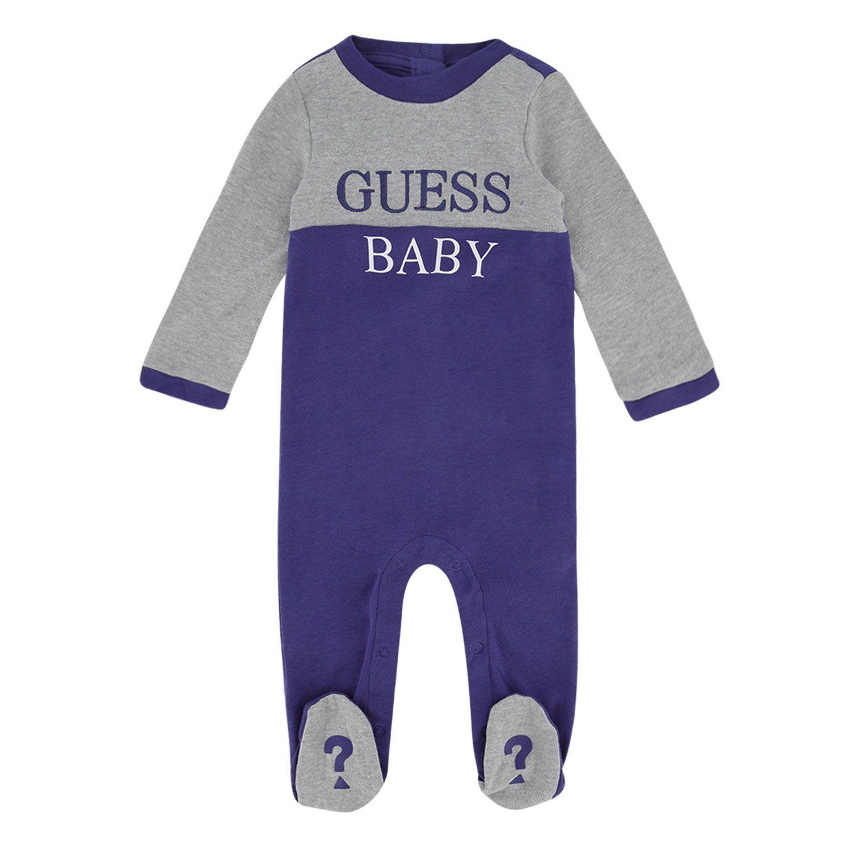 Bild von Guess H0YW00/KA6W0 Babystrampelanzug Blau