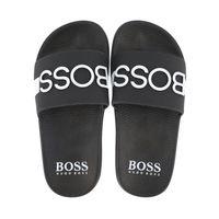 Picture of Boss J29246 kids flipflops black