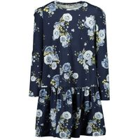 Picture of MonnaLisa 116907 kids dress navy