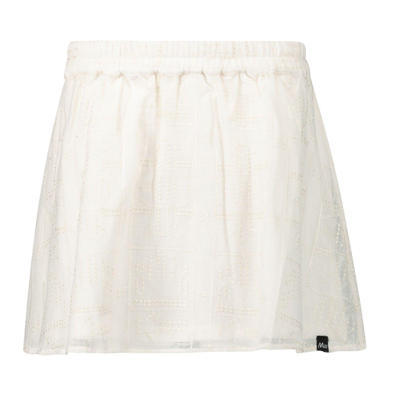 Picture of NIK&NIK G3660 kids skirt off white
