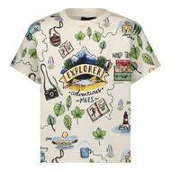 Afbeelding van MonnaLisa 257604 kinder t-shirt off white
