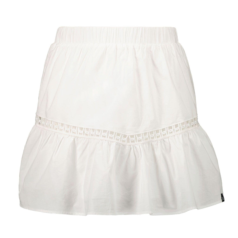 Picture of NIK&NIK G3725 kids skirt off white