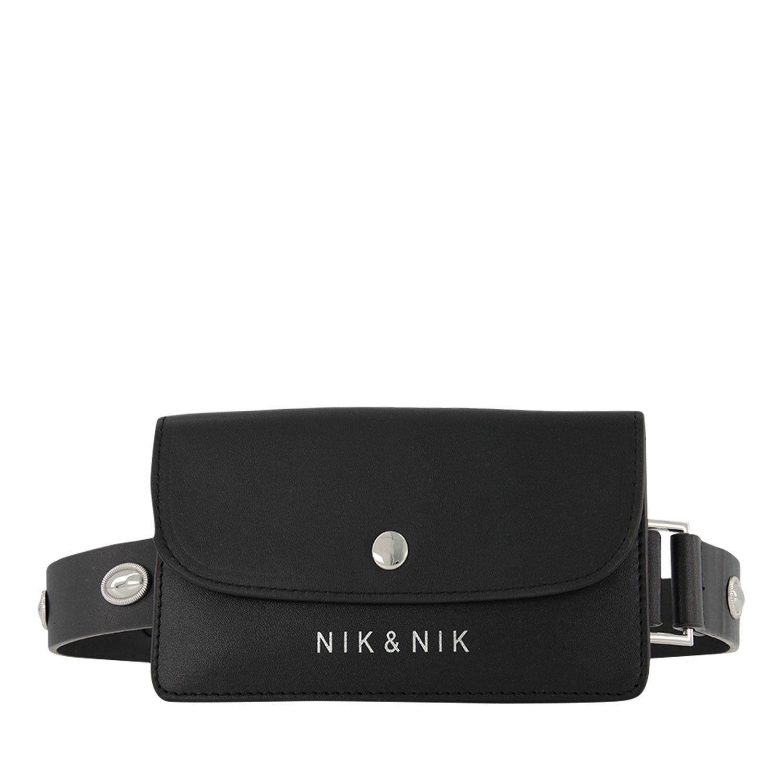 Afbeelding van NIK&NIK G9801 kinderriem zwart