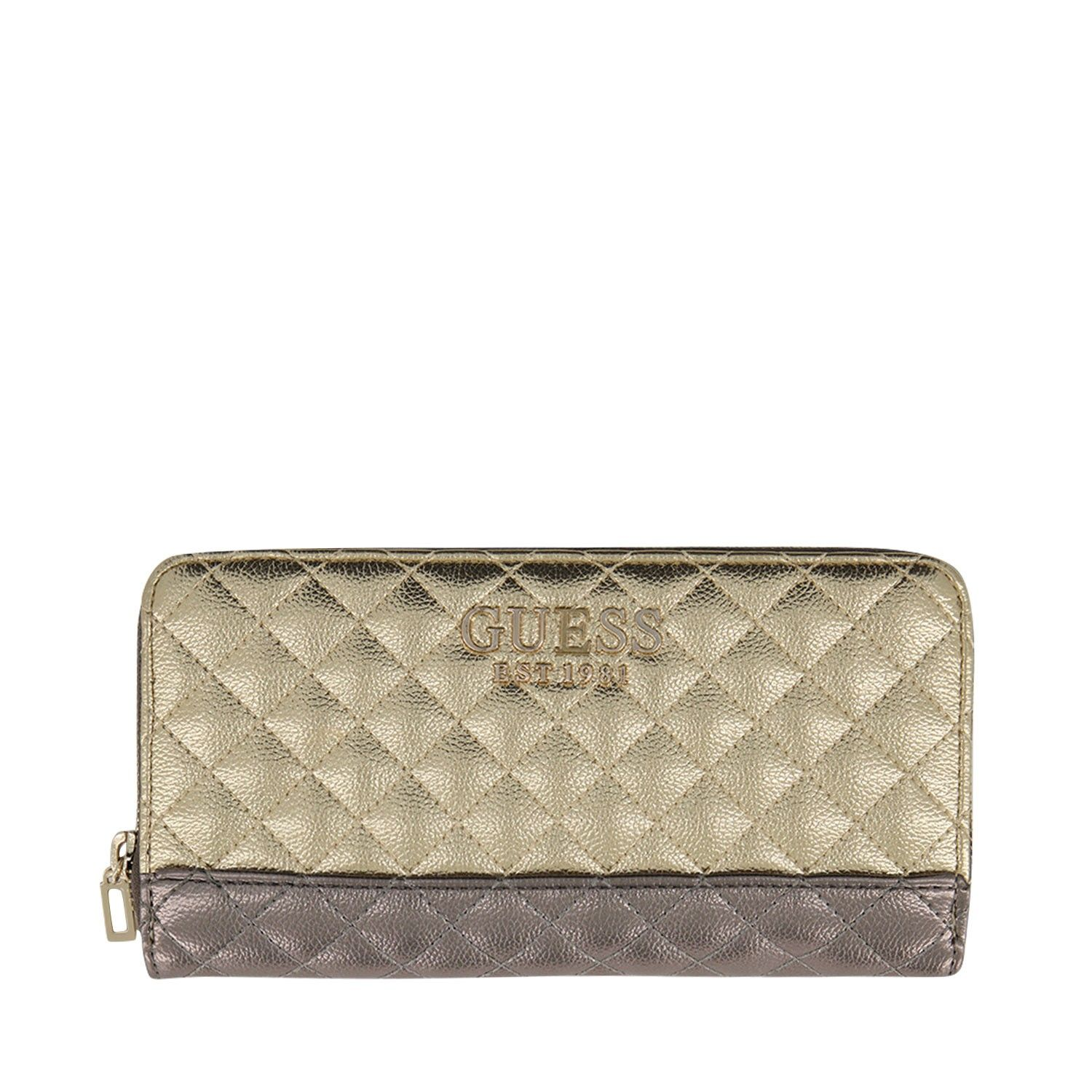 Guess SWMG7581460 womens wallet gold
