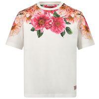 Picture of Dolce & Gabbana L5JTAZ G7WTM kids shirt pink