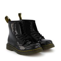Picture of Dr. Martens 15373003 kids boots black