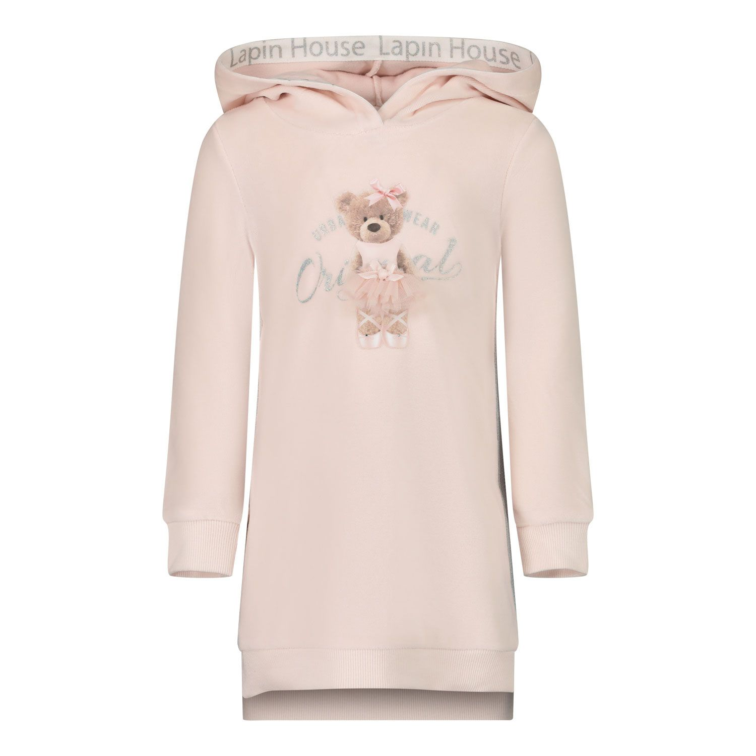 Picture of Lapin 202E3231 baby dress light pink
