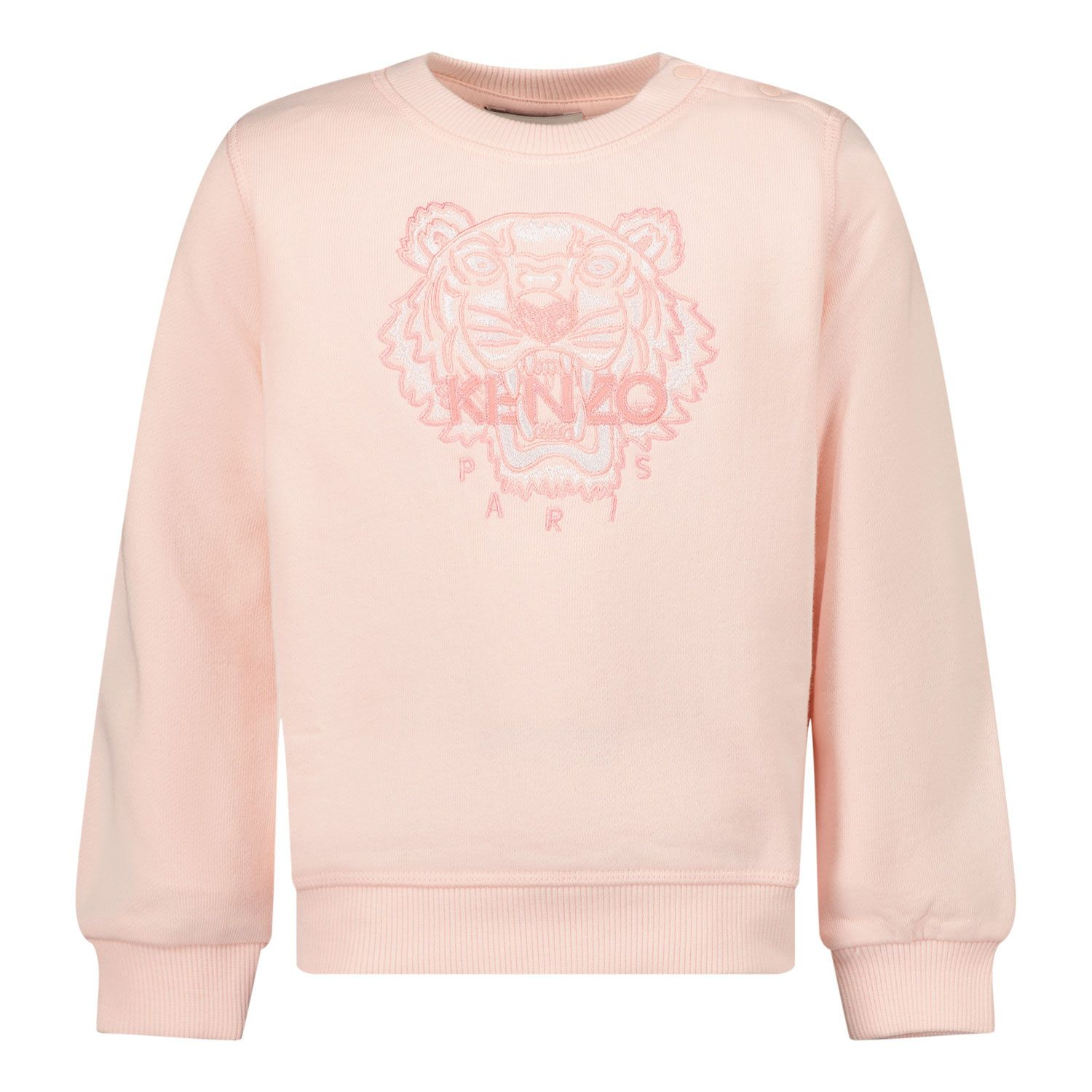 Picture of Kenzo K05059 baby sweater light pink